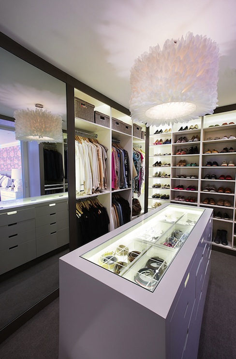 Beautiful Closet Island