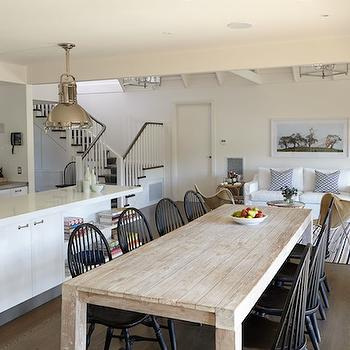 Salvaged Wood Dining Table View Full Size. Beautiful Kitchen With Ralph  Lauren Home ...