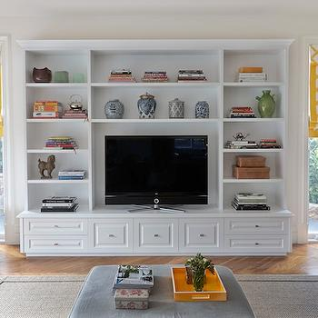 Media Cabinet, Contemporary, living room, Diane Bergeron Interiors