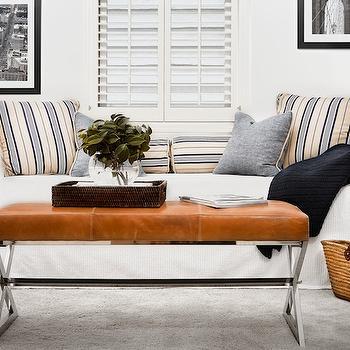 Orange Lamps, Contemporary, living room, Diane Bergeron Interiors