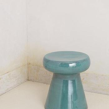 Mushroom Side Table I anthropologie.com