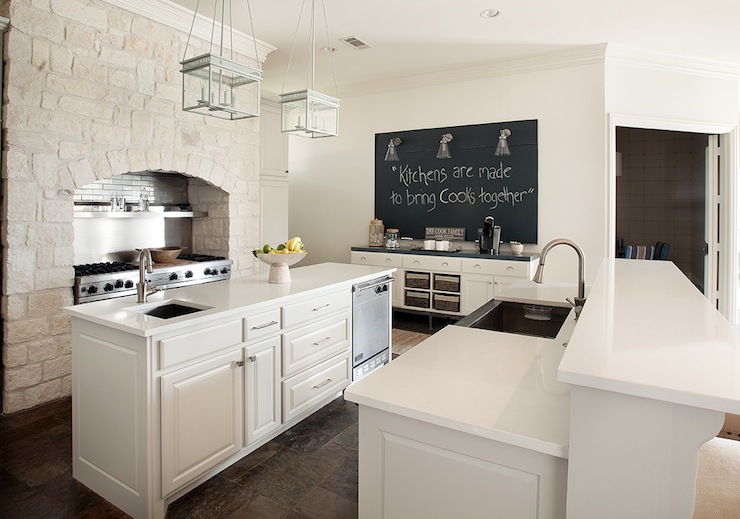 Stove Alcove Transitional Kitchen Tracy Hardenburg