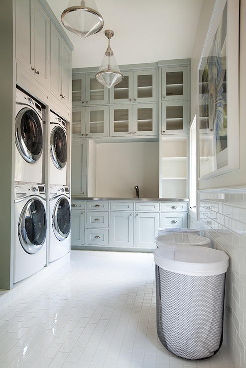 Laundry room ideas contemporary laundry room tracy Laundry room blueprints