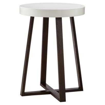 view full size - Brown Accent Table - Products, Bookmarks, Design, Inspiration And