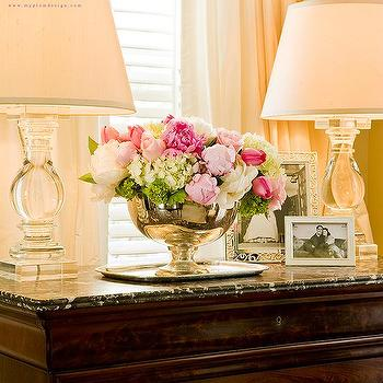 Marble Top Chest, Traditional, living room, Plum Furniture