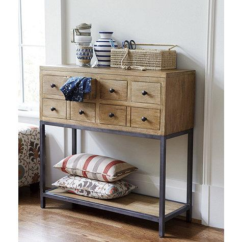 Penelope Wooden Console
