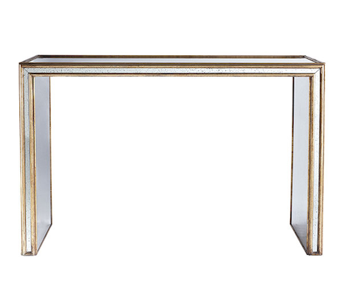 Bernhardt Salon Console Table Look 4 Less