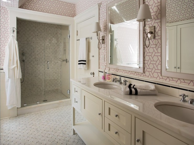 Girls Bathroom Ideas. Girls Bathroom Ideas   Contemporary   bathroom   Liz Caan Interiors
