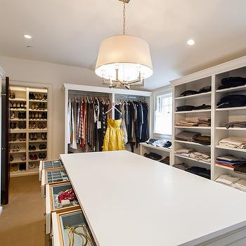 closet island view full size amazing closet features visual comfort lighting