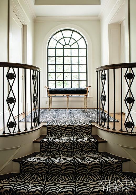 Zebra Bench Design Ideas