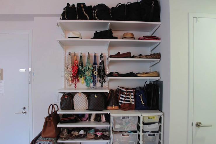 Southern Shopaholic · Organized Closet View Full Size