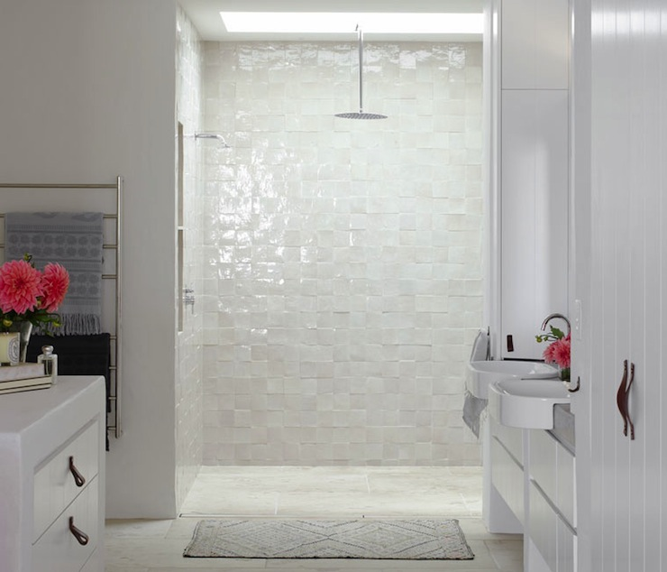 Open shower design vintage bathroom shoot factory - Open shower bathroom design ...