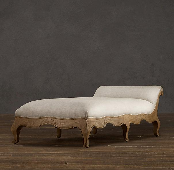 St James Black Sleigh Daybed