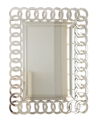 Horchow coddoa mirror look 4 less for Decorative mirrors for less