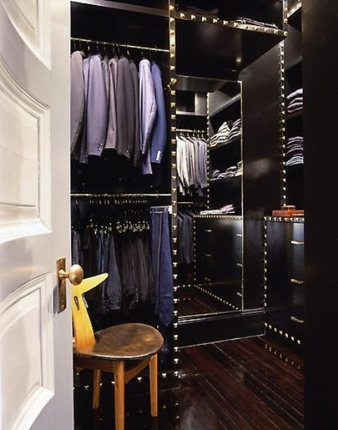 Men 39 S Walk In Closet Design Ideas