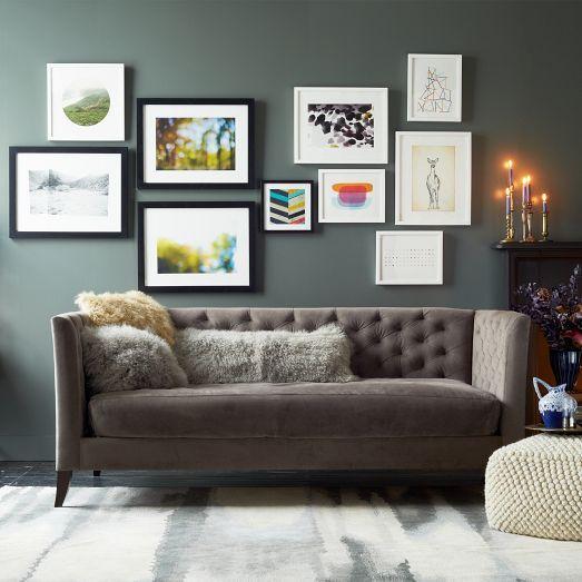 Elton daybed west elm for West elm living room ideas