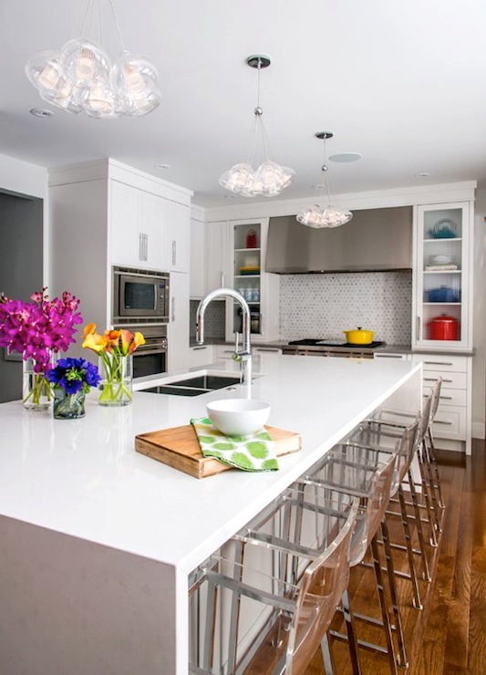 Contemporary Kitchen Island Images