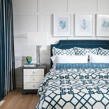 Trellis Duvet, Contemporary, bedroom, Atmosphere Interior Design