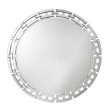 Sierra Chain Mirror I The Cross Design