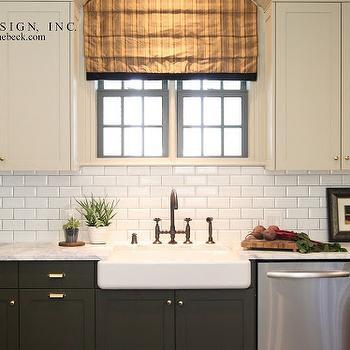 2 Tone KItchen, Transitional, kitchen, M. E. Beck Design