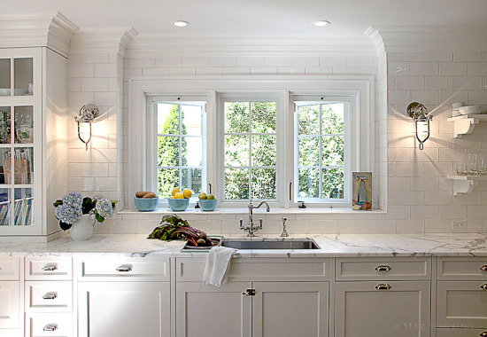 White Kitchen Ideas Kitchen Susan Obercian Design