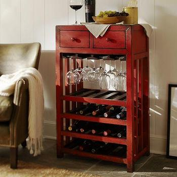 how to build a wine rack in a kitchen cabinet aiden wine tower pottery barn 9957