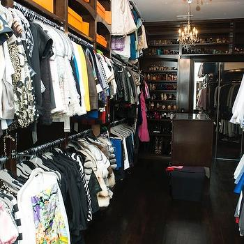 Luxurious Closets, Contemporary, closet, The Coveteur
