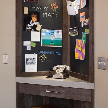 Corner Desk, Contemporary, den/library/office, Artistic Designs for Living