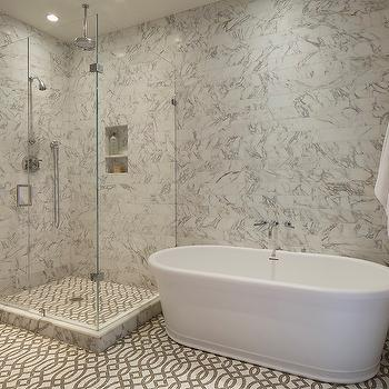 corner shower bathroom designs corner shower ideas transitional bathroom carole reed design
