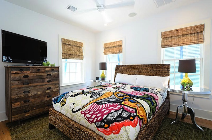 Seagrass Bed - Cottage - bedroom - Alys Beach