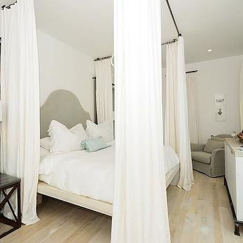 Ceiling Mounted Canopy, Transitional, bedroom, Alys Beach