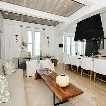 Kitchen Family Room, Transitional, kitchen, Alys Beach