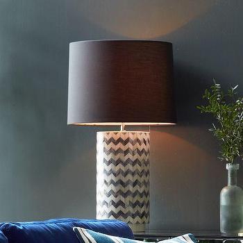 Lighting - Bone Inlaid Floor Lamp