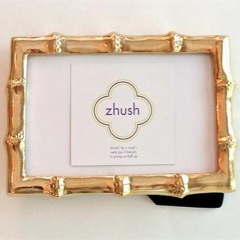 Jody Gold Textured Glass Picture Frame