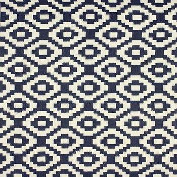 Homespun Trellis Navy Rug, Rugs USA
