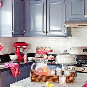 Lacquered Cabinets, Eclectic, kitchen, DIY Network