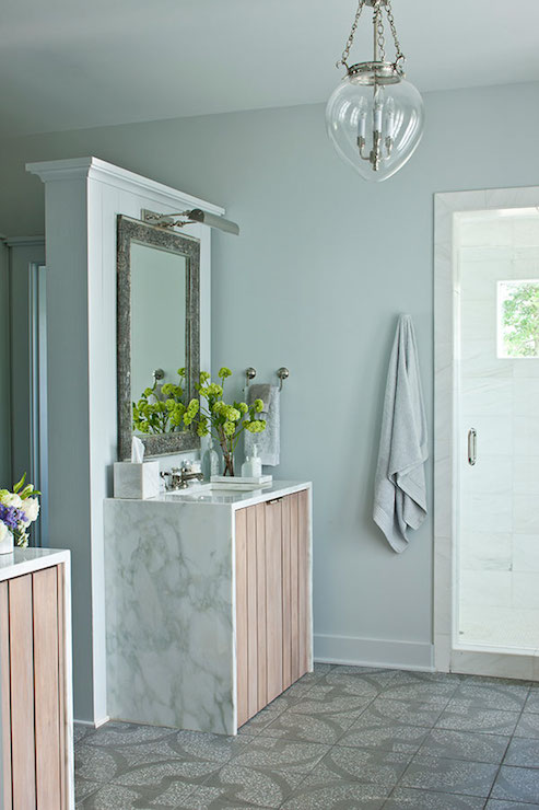 Spa Like Bathroom Colors: Spa Like Bathroom