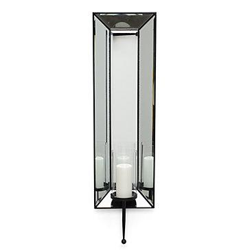 Mirrored Wall Sconces For Candles : Beekman Sconce - Large - Z Gallerie