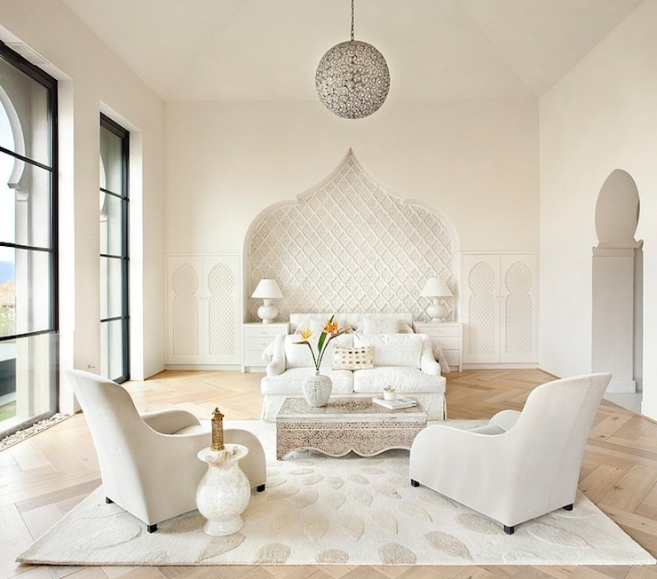 Genial View Full Size. Stunning Bedroom With Moroccan ...