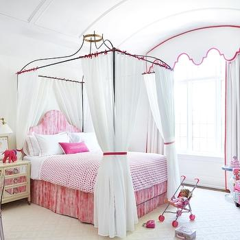 Princess Canopy Bed  sc 1 st  Decorpad & Canopy Beds for Twin Girls - French - girlu0027s room - Walsh Design Group