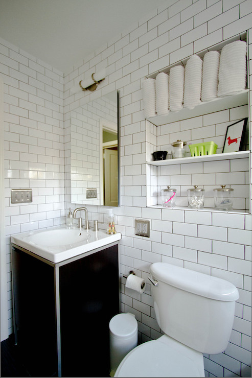 Shelves Above Toilet Design Ideas