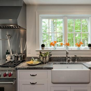 granite cooktop backsplash design decor photos pictures ideas