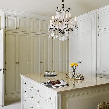 Closet Chandelier, Traditional, closet, Crisp Architects