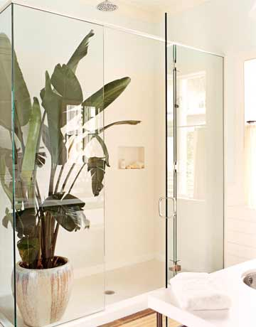 frameless glass shower design ideas