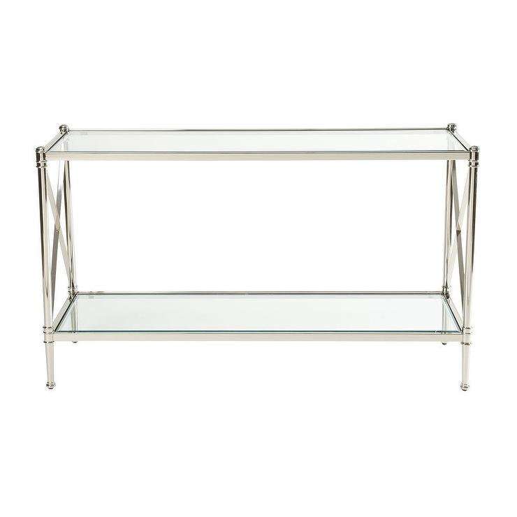 Ethan Allen Oval Glass Top Coffee Table: Jocelyn Coffee Table I Ethan Allen US
