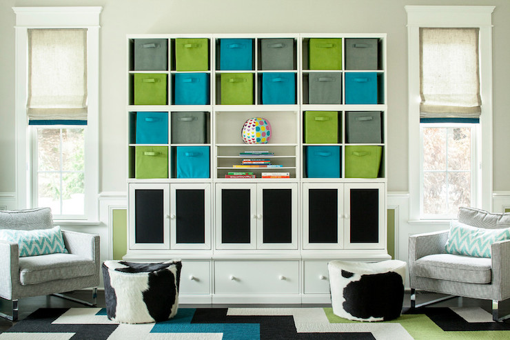 Trofast Playroom Ideas