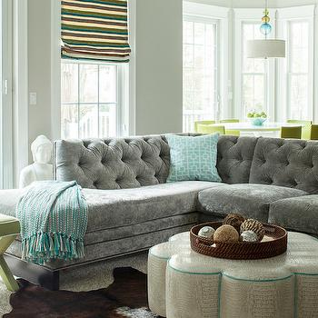 sectional grey decorating dark room couch charcoal ideas contemporary gray sofa couches living com