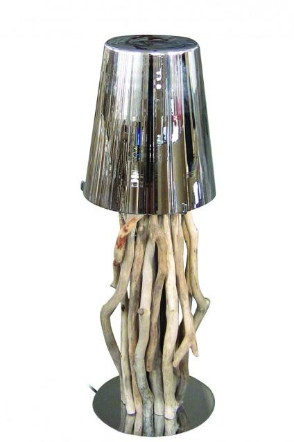 Enchante Cluster Driftwood Table Lamp