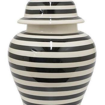 Striped Temple Jar, HomeDecorators.com