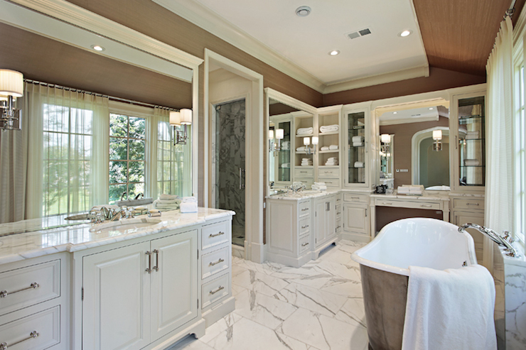 Traditional Master Bathroom Ideas master bathroom ideas - traditional - bathroom - robert frank design